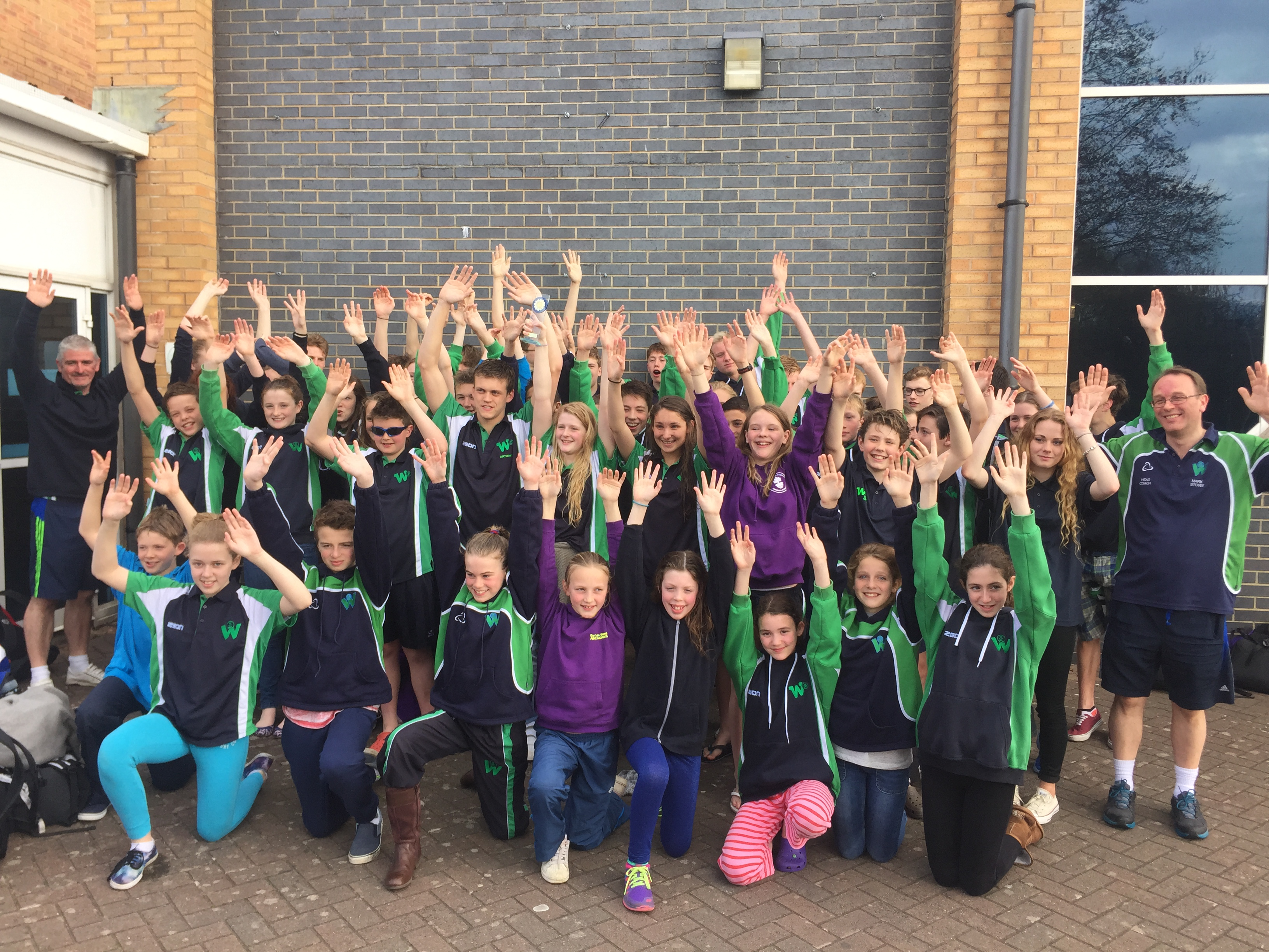 Winter League Final Worcester Swimming Club 2016