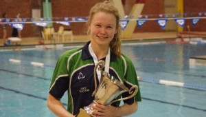 Lucy Clayton, Open Champion